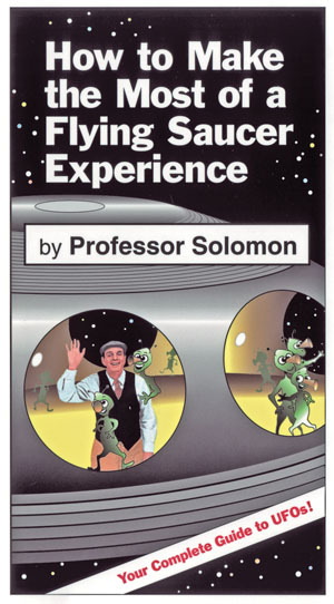 Cover of How to Make the Most of a Flying Saucer Experience